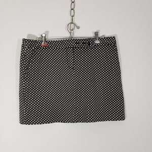 J. Crew Stretch Women's Mini Skirt Sz 10